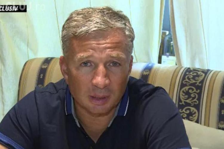 Noul patron al CFR Cluj, Marian Băgăcean, îl vrea pe Dan Petrescu antrenor