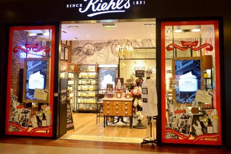 Primul magazin al brandului american Kiehl's din afara Capitalei s-a deschis la Iulius Mall Cluj (P)
