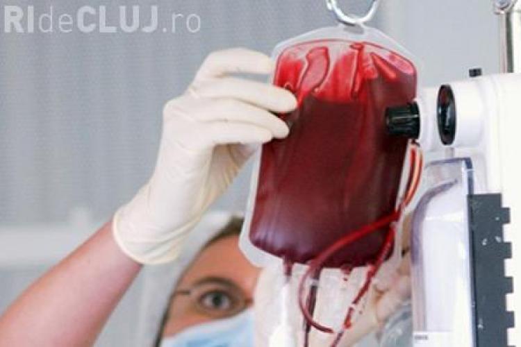 Clujean discriminat la donare de sânge, pentru că este din satul Sânnicoara