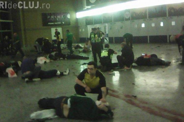 "Oficial rus, după explozia din Manchester: ""E o lecţie"""