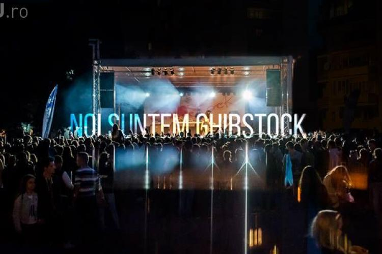 Ghibstock, festivalul din curtea Liceului Onisifor Ghibu, are loc între 19 și 20 mai