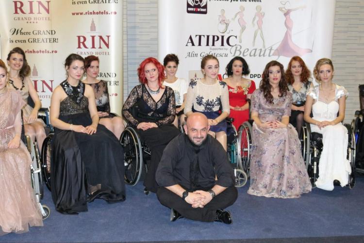 Prezentarea de modă Atipic Beauty are loc la Cluj-Napoca în 6 iunie