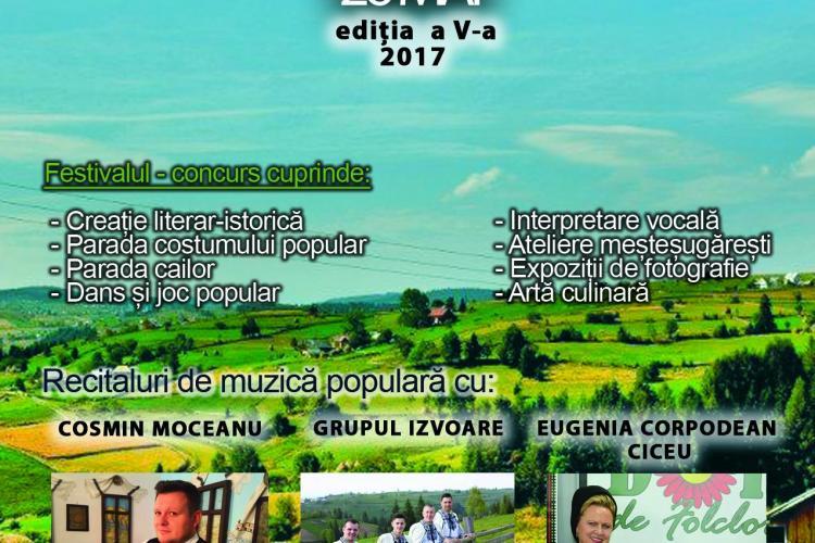 Cluj: Festivalul Bunătăților Tradiționale de la Mărișel are loc vineri