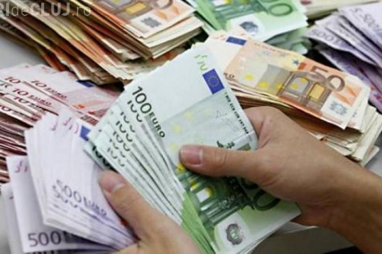 A explodat moneda EURO! E cel mai slab LEU din ultimii 4 ani