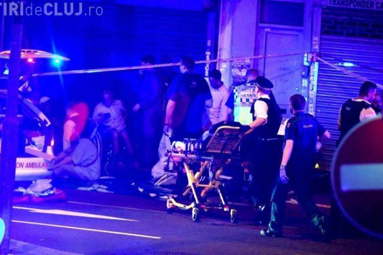 Un nou atac la Londra! O persoană a murit, iar alte opt sunt rănite