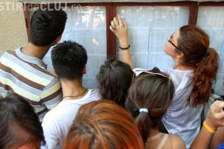 BAC 2017: Clujul, printre județele cu cea mai mare rata de promovabilitate din țară