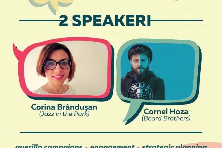 Civic Vox este proiectul care vrea să #DeaVoce ONG-urilor din Cluj-Napoca
