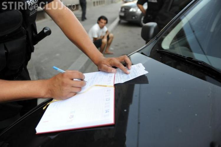 Cluj-Napoca: Poliția Locală s-a transformat iarăși în RĂU: S-au ascuns după mașină, ca să îmi dea amenda