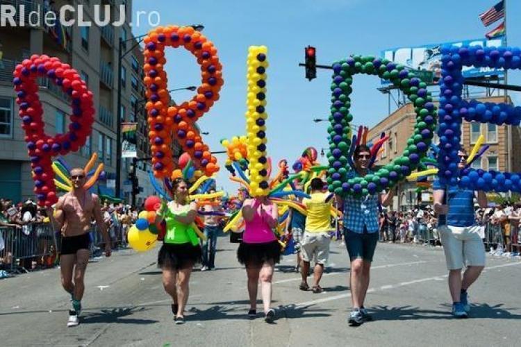 Gay Pride Parade de la Cluj NU a primit AUTORIZAȚIE de la Primăria Cluj-Napoca / UPDATE