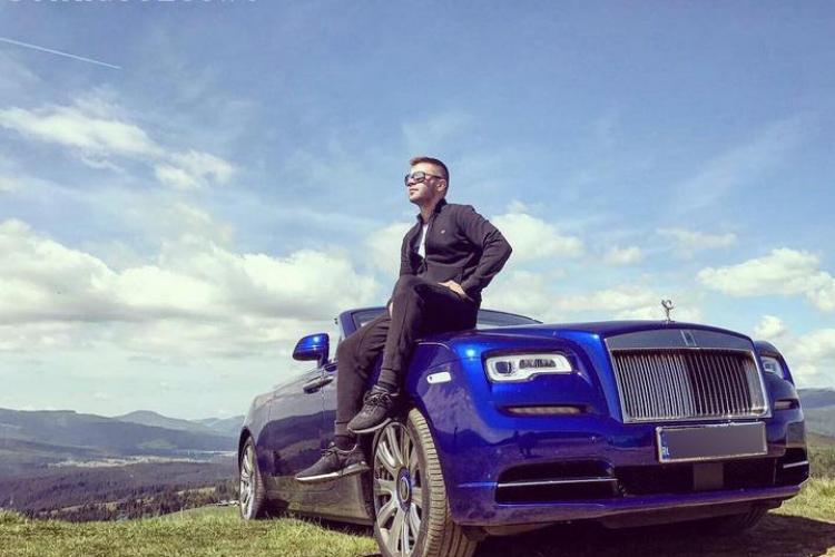 """Bogdan Căpușan, """"prințișorul imobiliarelor"""" din Cluj, are în garaj mașini de 1,5 mil. euro. Acum a dat 2 mil. pe un Aston Martin"""