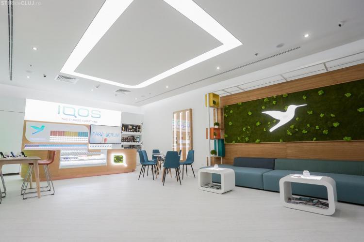 Philip Morris Trading a deschis primul IQOS Store din România, la Cluj (P)