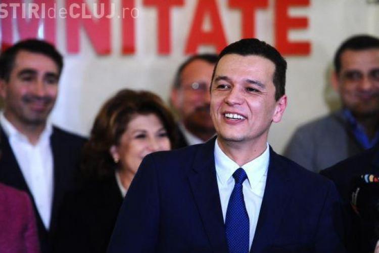 Guvernul Grindeanu DEMIS! Moțiunea PSD contra guvernului său a trecut