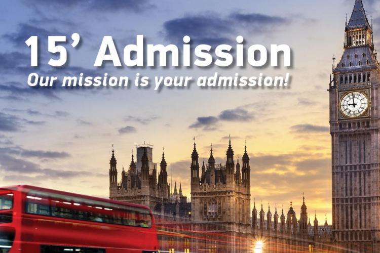 Universitățile de prestigiu din străinătate anunță deschiderea sesiunii de admitere în 15 minute pentru elevii români