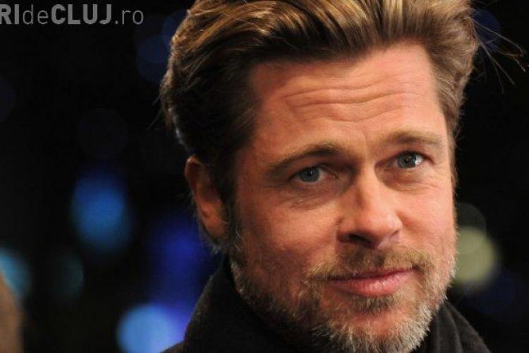 Cine este noua iubită a lui Brad Pitt