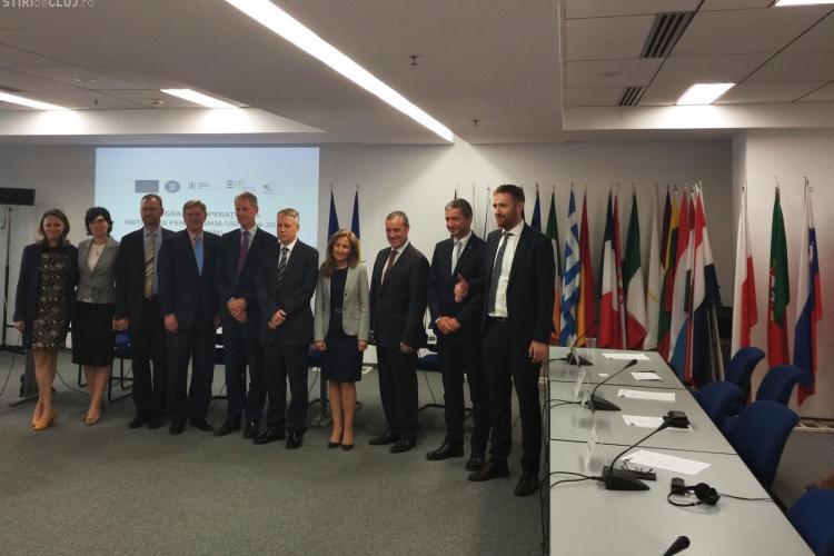 Banca Transilvania şi FEI acordă IMM -urilor împrumuturi de 100 de milioane de euro