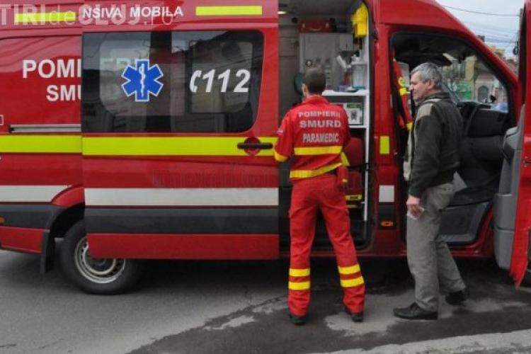 Femeie lovită pe trecerea de pietoni de pe Corneliu Coposu: Am trimis cerere să se monteze un semafor și NIMIC