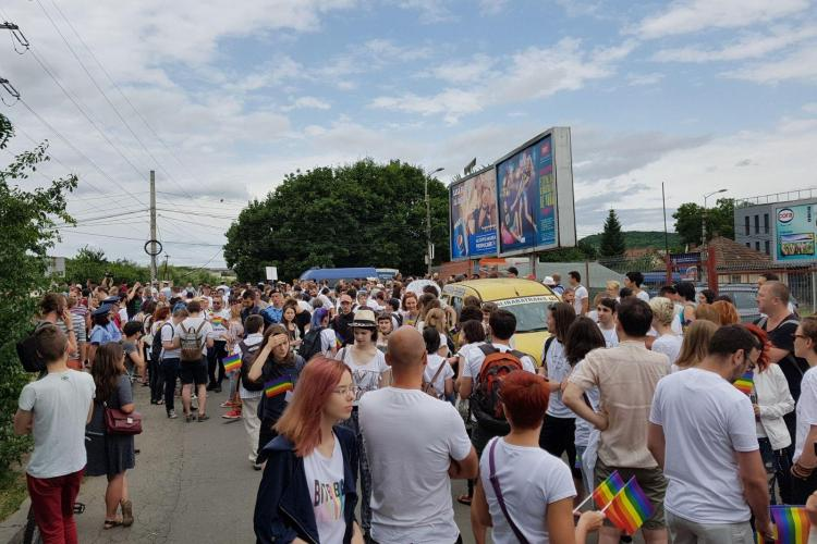 Primăria Cluj nu mai vrea parade gay în oraș? Dan Tarcea: O manifestație e suficientă. Au spus ce au avut de spus