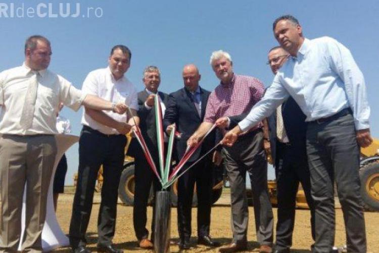 Ungaria aduce autostrada M4 la graniţa cu România. Ce face România cu Autostrada Transilvania?