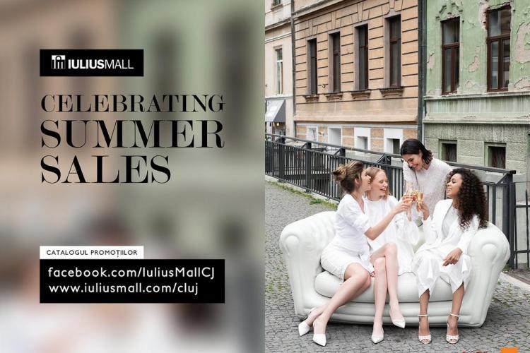Iulius Mall Cluj dă startul celui mai așteptat sezon de shopping! Se anunță reduceri de până la 60% (P)