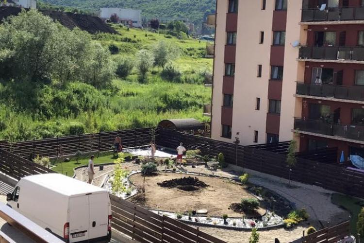 Florești: De ce acest constructor poate amenaja și spații verzi frumoase - FOTO