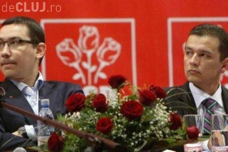 Statul paralel acționează prin Grindeanu-Ponta