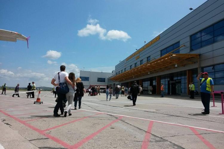 Cluj: Aeroportul Internațional are o creștere record a traficului