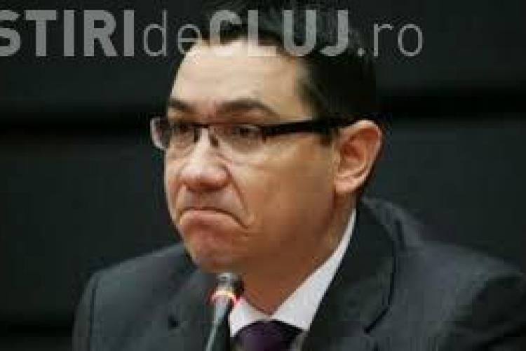 Ponta, atac dur la adresa propriului partid: Atata neseriozitate si incompetenta e greu de gasit ....