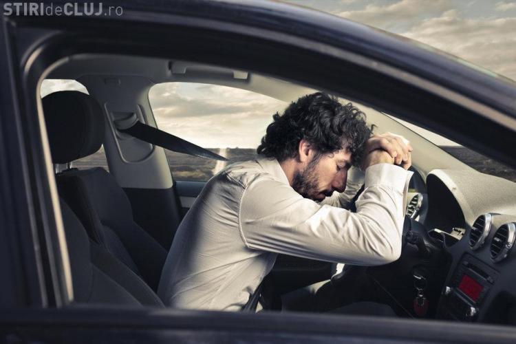 Oboseala la volan poate face victime! Vezi care sunt recomandările polițiștilor pentru cei care pornesc la drum lung