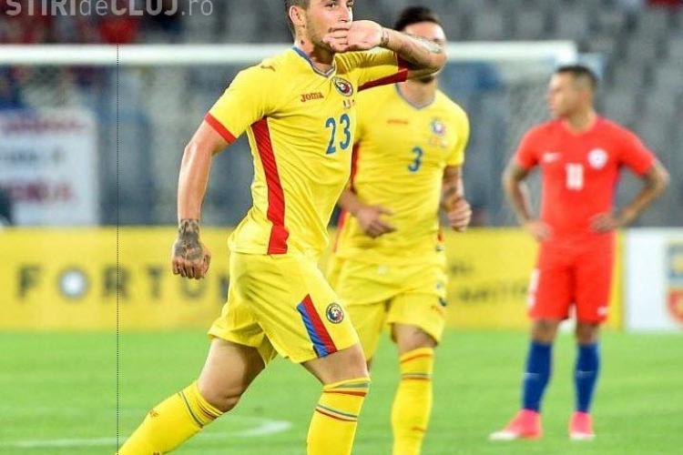 Cluj: România arată bine și a învins Chile, scor 3-2 - REZUMAT VIDEO