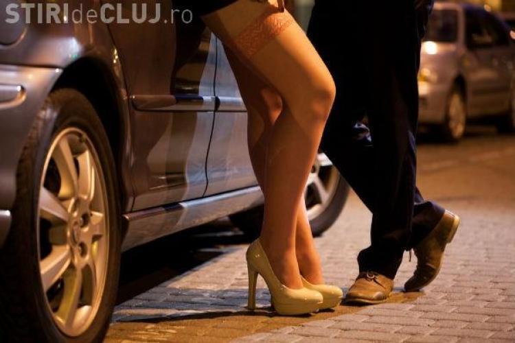 Cluj-Napoca: Fac sex pe stradă, pe Aurel Vlaicu - VIDEO