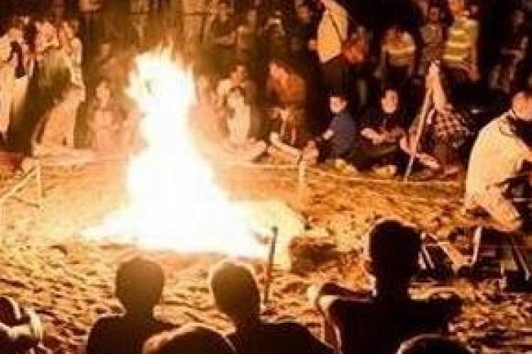 Două zile de concerte folk și foc de tabără, la plaja Grigorescu, din Cluj. Vezi care este programul