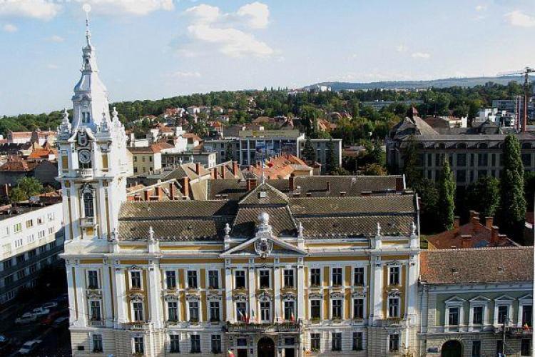 Primăria Cluj-Napoca se închide cu ocazia vacanței bugetarilor, în 12 - 15 august