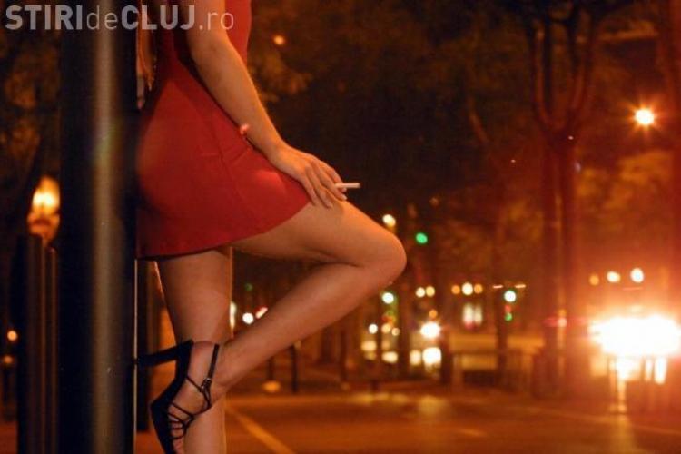 O prostituată din Cluj va efectua 5.000 de ore de muncă în folosul comunității