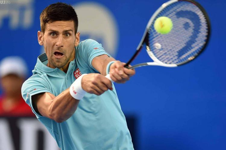 Novak Djokovic, acuzat de dopaj