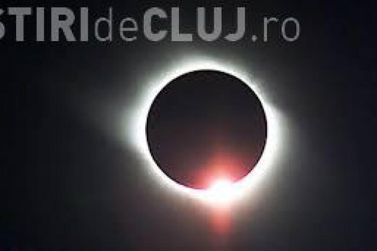 Eclipsa totala de soare 2017: Vezi momentul in care soarele a fost acoperit complet VIDEO