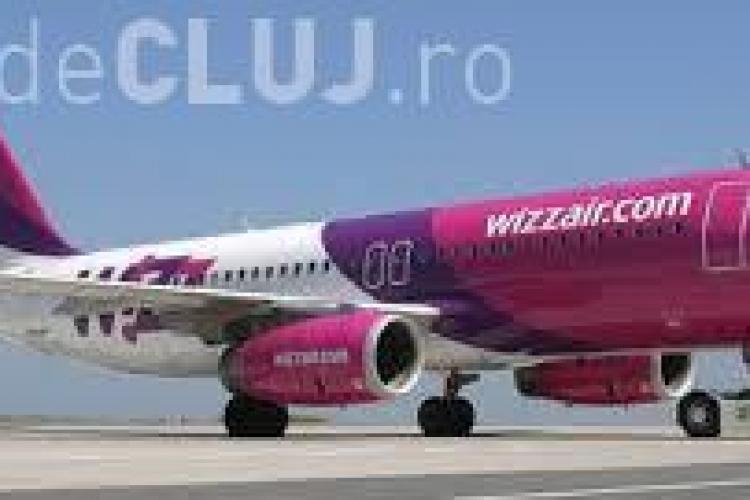 Reacția Wizz Air, după ce un pasager a anunțat că are o bombă în bagaje, la Cluj