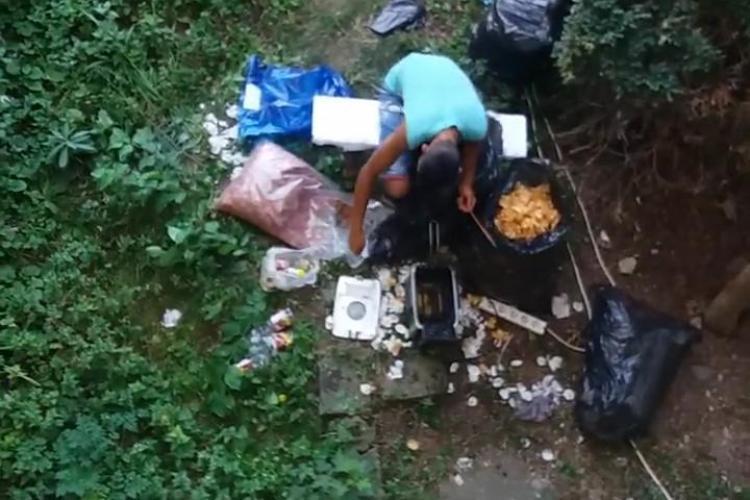 Zilele Orașului Turda, un focar de infecție alimentară. Cum se prepară mâncarea - VIDEO
