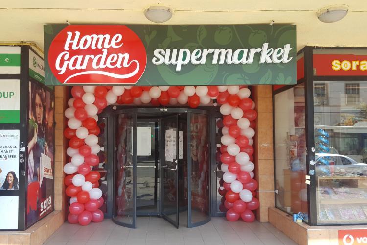 Home Garden deschide cel mai mare magazin Non Stop din oraș, în inima Clujului, în SORA Shopping Center, la subsol (P)