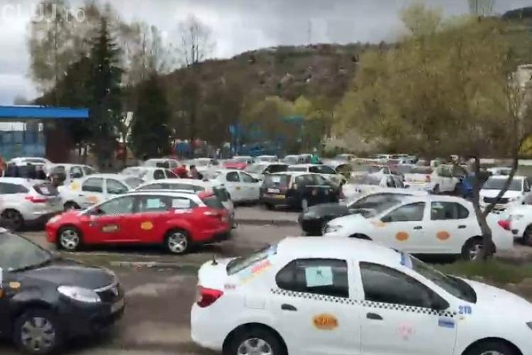 "Cluj: Scandal între taximetriști. Dispeceratul nou creat, ""The Good Cab"", este atacat/ UPDATE Poziția dispeceratului ""Good Cab"""