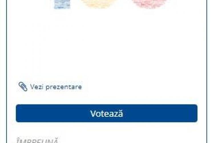 Românii, chemați să voteze online logo-ul Centenarului Marii Uniri de la 1918