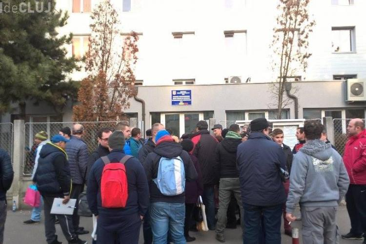 Cluj: Programări online pentru PERSOANE JURIDICE la Înmatriculări