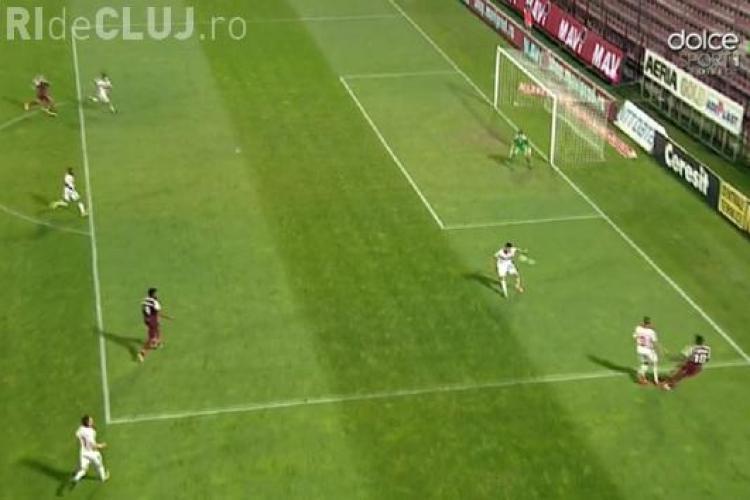 CFR Cluj acuzată că face iarăși șmecherii. Scandal după meciul cu Dinamo