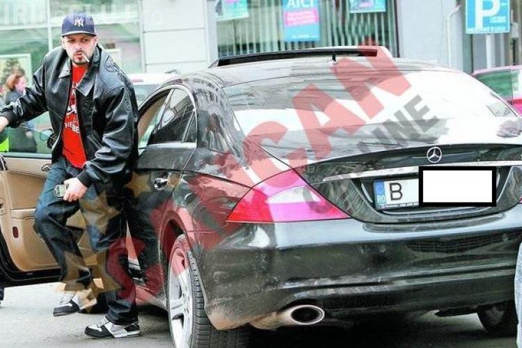 Ombladon și-a pus la bolid un număr de înmatriculare ce i-a enervat pe șoferi  - FOTO