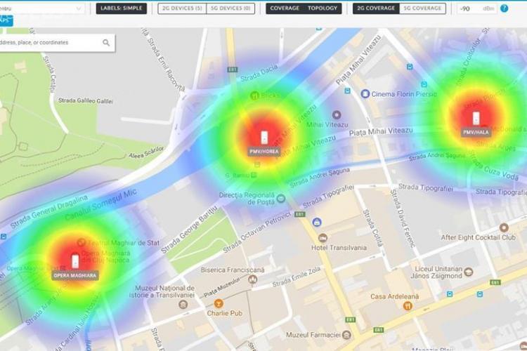 Șase puncte cu internet gratuit în Cluj-Napoca. Unde este WI-FI gratuit