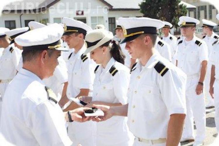 Recrutare la Cluj pentru Şcoala Militară de Maiştri Militari a Forţelor Navale! Mai sunt doar câteva locuri neocupate.