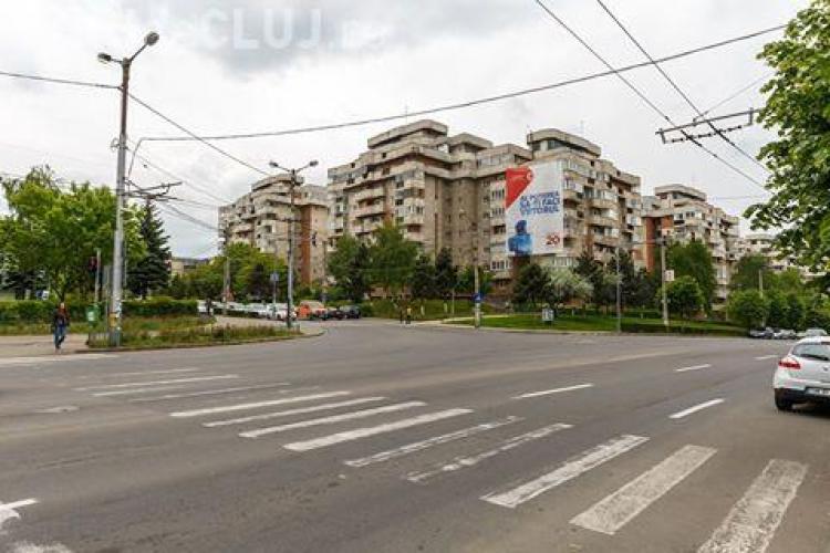 Primăria Cluj-Napoca anunță lucrări pentru fluidizarea traficului. Când se vor finaliza