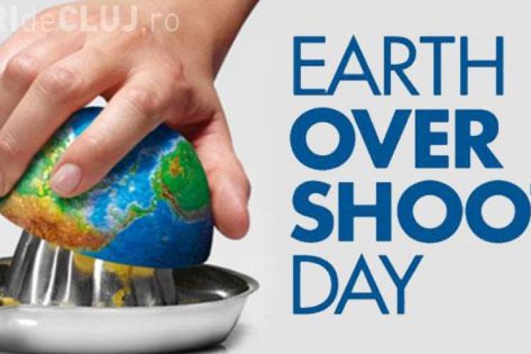 Miercuri, 2 august, ziua în care s-au terminat resursele Terrei