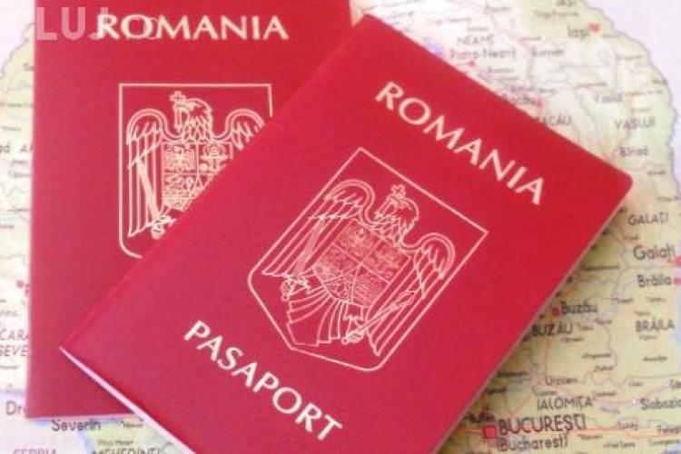 Programări online la Serviciul de Pașapoarte Cluj
