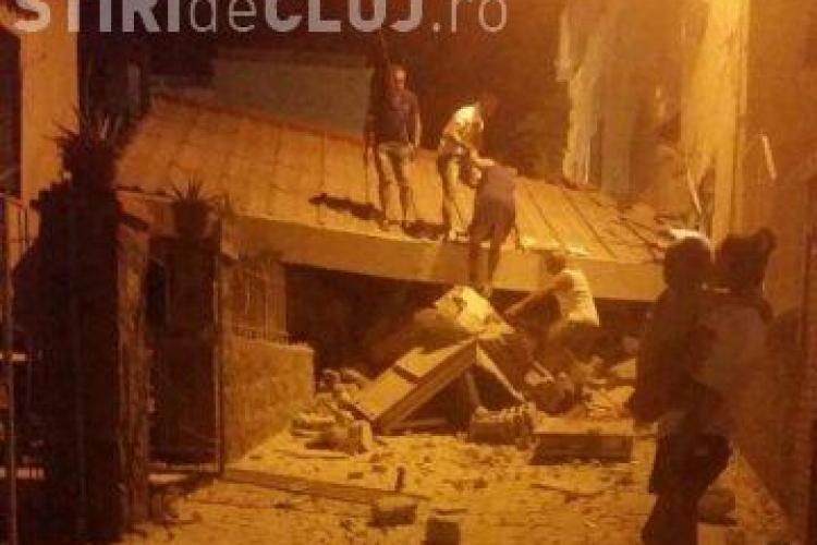Peste 2.600 de persoane sinistrate în urma cutremurului din Italia. Două persoane au murit și alte zeci au fost rănite