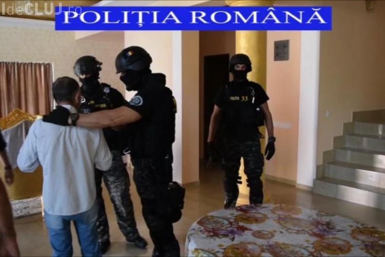 Mafiot italian reținut la Gherla. Se ascundea, după ce a fost condamnat la ani grei de pușcărie - VIDEO